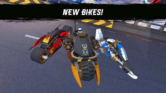 Game LEGO® NINJAGO®: Ride Ninja APK for Windows Phone