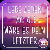 Sprüche App Bilder Zitate Status kostenlos spielen