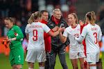 Zwitserland zet extra druk op Red Flames met zege in Roemenië