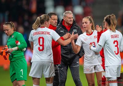 Zwitserland moet vier speelsters missen voor belangrijk duel tegen Red Flames