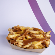 Poutine with Fries