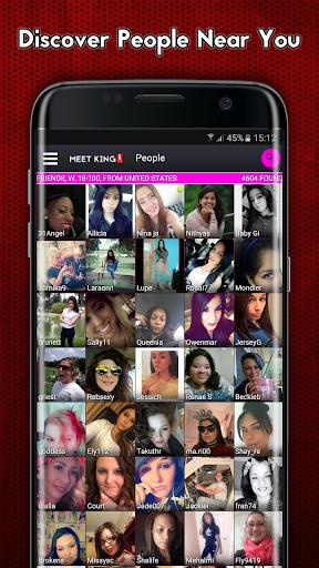 Adult Dating & Elite Singles App - MeetKing 1.0.4 screenshots 1