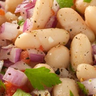 Bean Salad in Vinaigrette