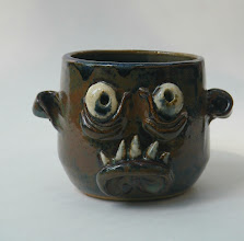 "Photo: Mug 15 * __ * 2.75"" tall. *  Holds ~1 cup"