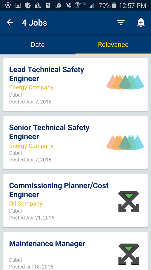 rigzone oil gas news jobs android apps on google play