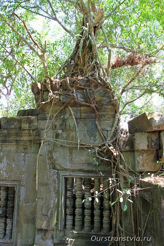 Дальние храмы Ангкора: Бенг Мелиа