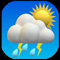 Weather Now : Live weather forecast & storm radar icon