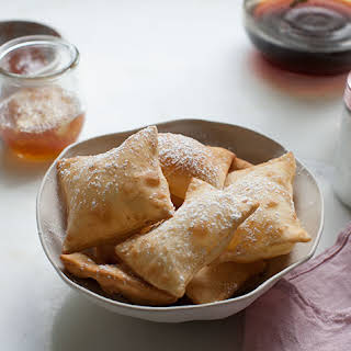 New Mexican-Style Sopapillas with Honey.