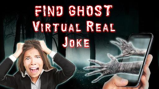 Find Ghost Virtual Real Joke