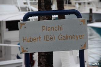 Photo: Miembro importante del Yacht Club Curazao