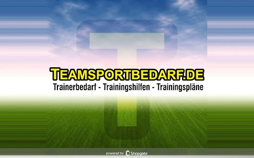 Teamsportbedarf.de- screenshot thumbnail