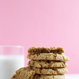 Best Vegan Gluten Free Peanut Butter Cookies