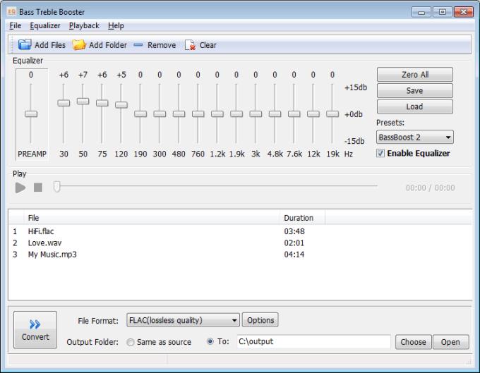 Download Letasoft Sound Booster - latest version