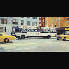 """Photo: """"Going Nowhere"""" 5ft x 8ft / Will Wieber"""
