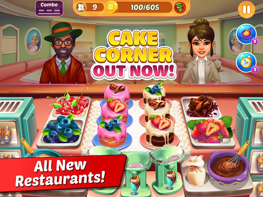 COOKING CRUSH: Cooking Games Craze & Food Games 1.1.2 screenshots 9