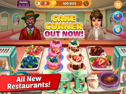 COOKING CRUSH: Cooking Games Craze & Food Games 9