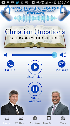 Christian Questions Podcast