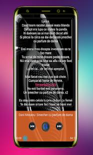 Smecher cu parfum de dama Song Dani Mocanu - náhled