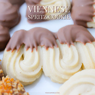 Chocolate Spritz Cookies Recipes