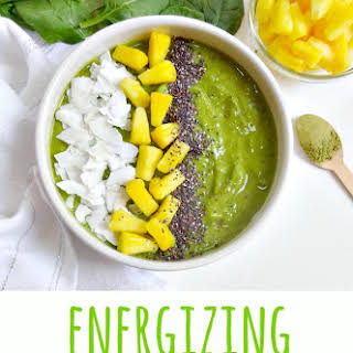 Energizing Green Smoothie.