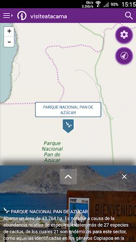 android Visite Atacama - Nimbu.travel Screenshot 3
