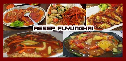 Resep Fuyunghai Lezat Programme Op Google Play