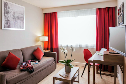 Adagio Geneve Saint Genis Pouilly Serviced Apartment, Geneva