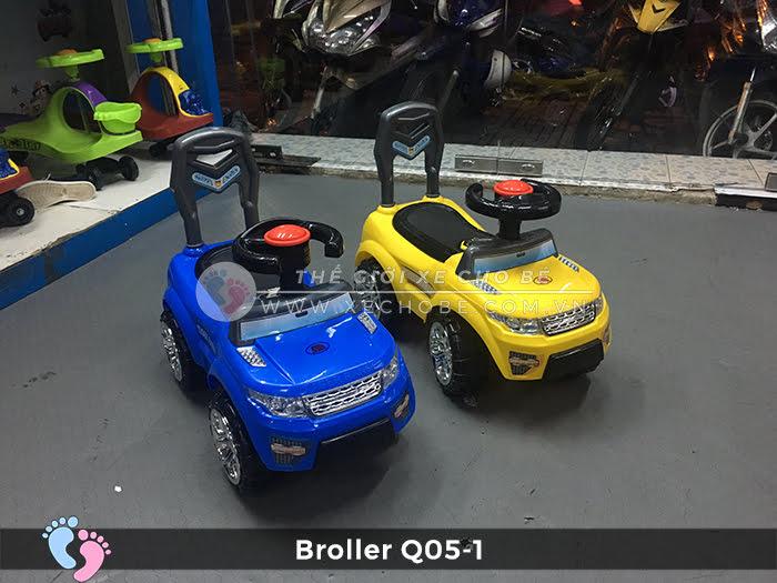 Xe chòi chân ô tô Broller Q05-1 1