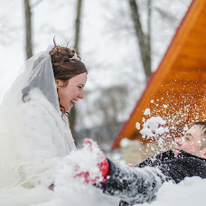 Wedding photographer Artem Zabela (Maskalis). Photo of 17.02.2014