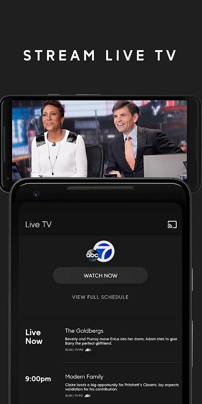 ABC – Live TV & Full Episodes screenshots