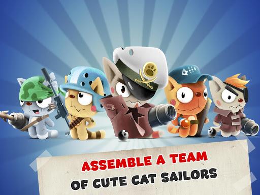 Cats vs Pigs: Battle Arena 1.0.3 screenshots 8