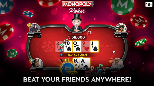 MONOPOLY Poker - The Official Texas Holdem Online  screenshots 4