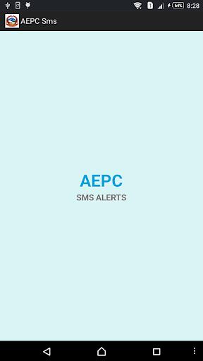 AEPC SMS