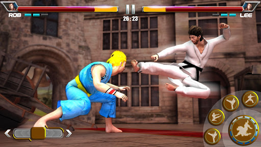 Karate Fighting 2020: Real Kung Fu Master Training  screenshots 1