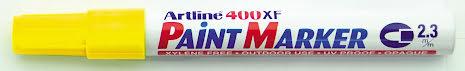 Märkpenna Artline 400 gul