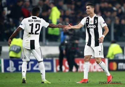 Alex Sandro tekent vernieuwd contract bij Juventus