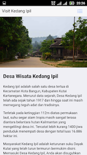 Visit Kedang Ipil - náhled