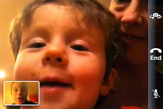 Photo: FaceTime at CLS North