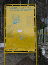 Photo: Location map of Sarahan pheasantry, HP, NW India