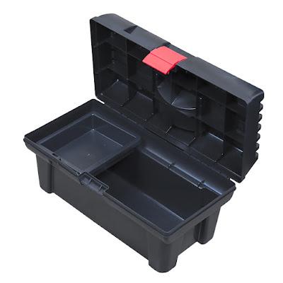 Ящик для инструментов МастерАлмаз STANDARD BASIC 415x226x200мм