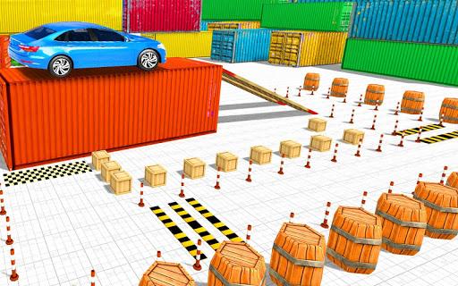 Modern Car Parking Mania : New Parking Games 2019 apkslow screenshots 9