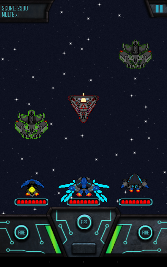 Maxioh Dimensional Defender- screenshot
