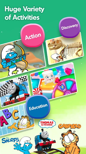 Budge World - Kids Games & Fun 9.0.1 screenshots 4