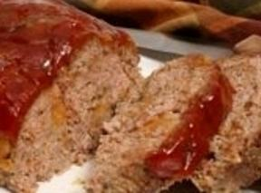 With the addition of cheese in this meatloaf recipe the result is a more...