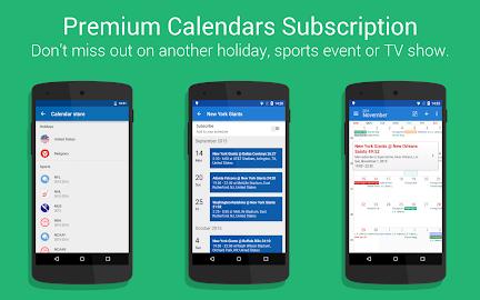 DigiCal+ Calendar Screenshot 22