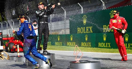 Gran reinicio del mundial de F1, en Austria