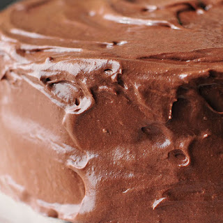 Malted Buttercream Chocolate Frosting