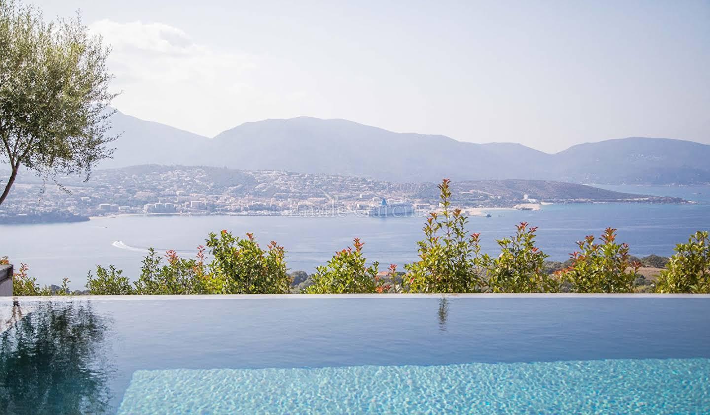 Propriété en bord de mer avec jardin Propriano