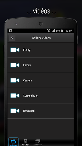 iMediaShare – Photo et musique screenshot 5
