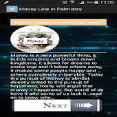 Money Line In Palmistry
